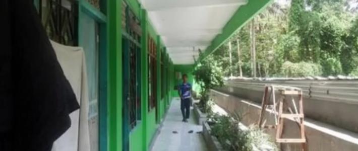 La rénovation des chambres des garçons de l'orphelinat YAPPENATIM est terminée !!