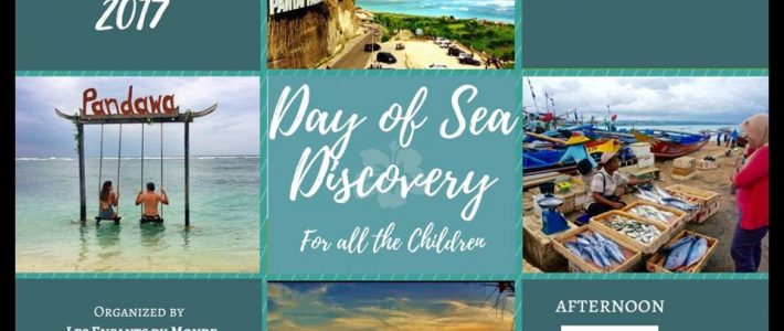 Une journée à la plage pour tous les enfants de l'orphelinat !