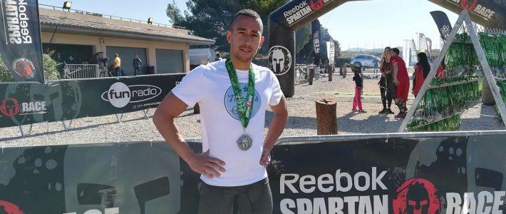 Marine's Smile classée 37ème Elite à la Spartan Race Beast au Castellet !