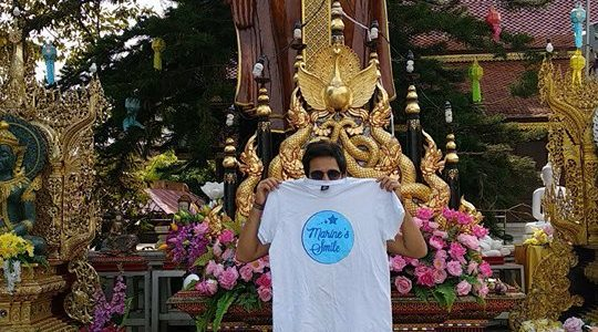 Marine's Smile en Thaïlande !