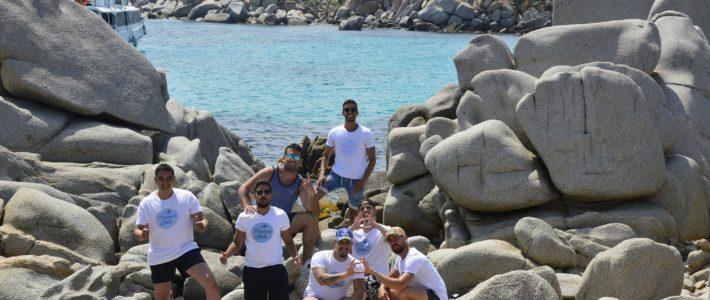 Marine's Smile aux îles Lavezzi !