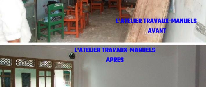 Rénovation de 5 pièces pour les enfants