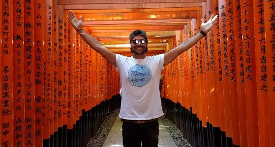 Marine's Smile au Japon !