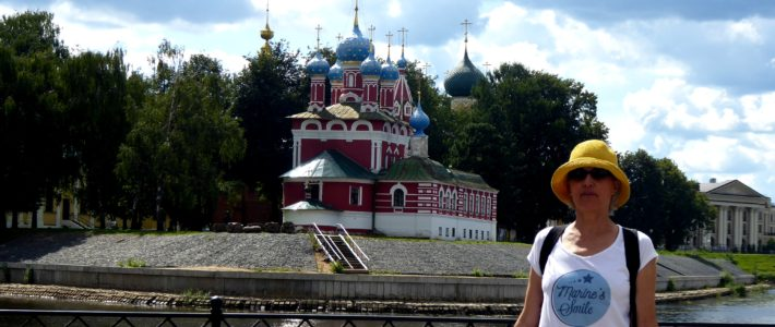 Marine's Smile en Russie !