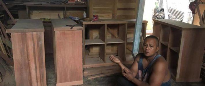 Fabrication et rénovation d'armoires