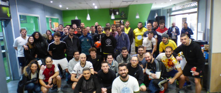 Tournoi de Five for Marine's Smile !