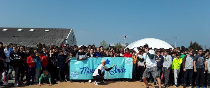Course solidaire pour Marine's Smile à Douvaine ! 2ème édition !