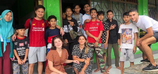 Marine's Smile à Bali !